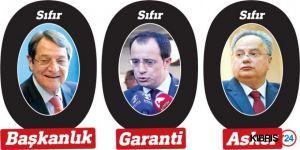 0 BAŞKANLIK 0 ASKER 0 GARANTİ!