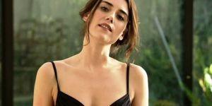 Cansu Dere'nin Bikinili Fotoğrafı Yürek Hoplattı!