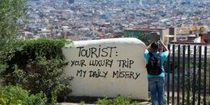 Avrupa'da 'turist karşıtlığı' yükselişe geçti