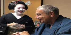 Japonya'da Geyşa ile bir saatlik görüşmeye neden küçük bir servet ödedim?
