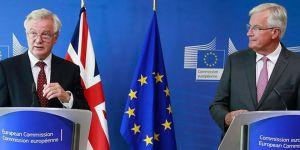 Brexit müzakerelerinin 3.turu Brüksel'de başladı