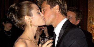 Brad Pitt ve Angelina Jolie barıştı!