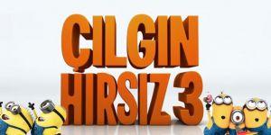 ÇILGIN HIRSIZ 3