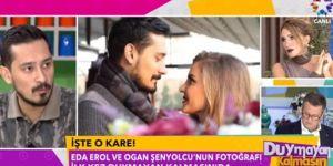 Eda Erol'un eski aşkı: Esra Erol bana dedi ki...