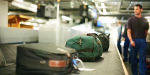 Bagaj parasına kızan yolcu havalimanını tahliye ettirdi