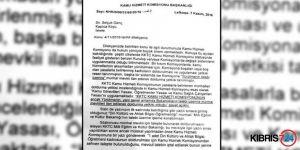 """SINAV SEHVEN AÇILMIŞ!"""