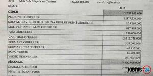 İLK DENK BÜTÇE MECLİS'TE!