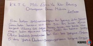 """""""EĞİTİM HAKKIMIZI ÇALMAYIN!"""""""