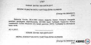 181 YENİ VATANDAŞLIK!
