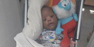 Judi bebek, yeni ailesine kavuşuyor