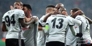 Beşiktaş tarih yazdı! İlk kez...