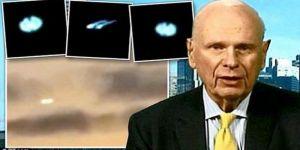 Eski bakan açıkladı: Uzaylılarla iletişime geçtik