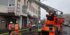 Almanya'da Yangın Faciası