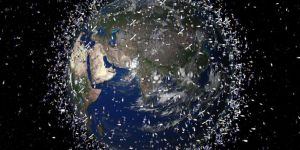 Uzaydaki yeni tehdit: Çöp!