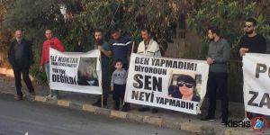 POLİS GÖREVİNİ YAP, ZANLILARI TUTUKLA!