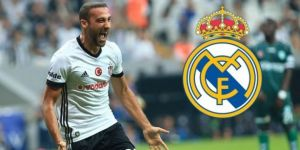 Real Madrid Cenk'in peşinde!