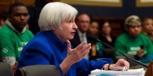 Fed Başkanı Yellen: Dijital para birimlerinin faydalarını araştırıyoruz