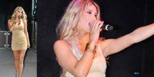 Ünlü Şarkıcıya ahlaksız teklif!