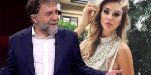 Şeyma Subaşı 'barışalım' diyen Ahmet Hakan'a cevap verdi!