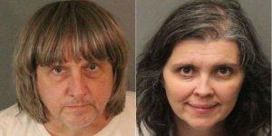 California'da 13 çocuğu esir tutan çift yakalandı