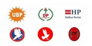 SİYASİ PARTİLERDEN SAĞDUYU ÇAĞRISI!