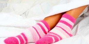 Cinsel ilişki esnasında çorap giyerseniz…