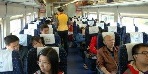'Düşük puanlılar' tren ve uçağa binemeyecek