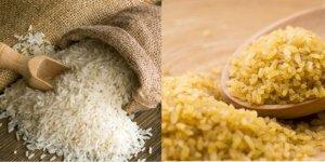 Bulgur mu daha sağlıklı pirinç mi?