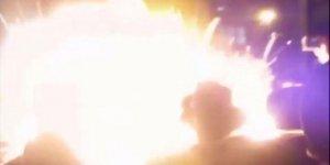Londra'da patlama! Çok sayıda yaralı var