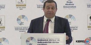 """""""ÜLKEMİZE EN UYGUN SİSTEM BAŞKANLIK SİSTEMİDİR!"""""""