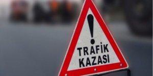 DÖRTYOL ÇEMBERİ YAKINLARINDA KAZA!