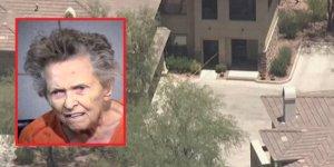 92 Yaşındaki Kadın, Huzurevine Gitmemek İçin Oğlunu Öldürdü