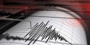 Doğu Akdeniz'de deprem