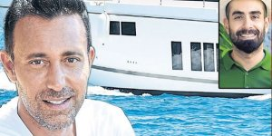 Mustafa Sandal ve Gökhan Türkmen Tekne Kazası Yaptı!
