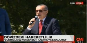 Erdoğan: NATO ortağınızı bir papaza değişiyorsunuz...