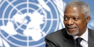 Eski BM Genel Sekreteri Kofi Annan 80 Yaşında Hayatını Kaybetti