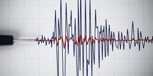 7.1 büyüklüğünde depremle sarsıldılar!