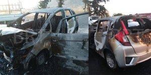 Boğazköy- Gönyeli Anayolu'nda trafik kazası