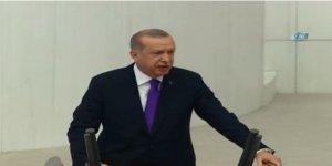 """Erdoğan, """"Kıbrıs ve Ege'de Türkiye'ye Rağmen Hiçbir Adım Atılamaz"""""""