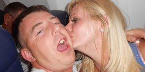 Eski sevgilisine yeni sevgilisiyle ilişkiye girdiği fotoğrafı gönderdi ve...