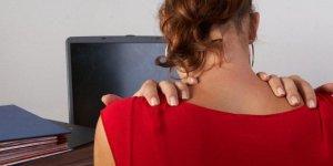 Geçmeyen omuz ağrısı olanlar dikkat!