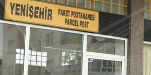 YENİŞEHİR PAKET POSTANESİ, TAŞINIYOR