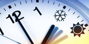 Yaz-Kış saati uygulaması kalkıyor mu?