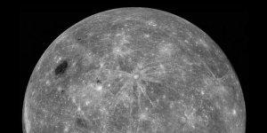 Ayın karanlık yüzü görüntülendi!