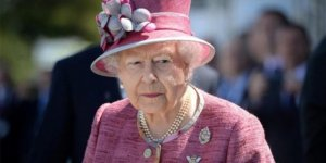 Kraliçe'nin keyfini kaçıran olay!