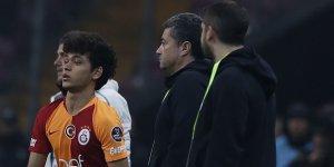 Galatasaray yine protesto etti