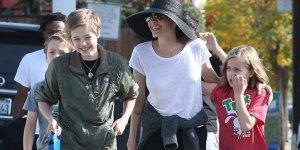 'Angelina Çocukları zehirliyor'