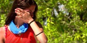 Survivor'da gözyaşları...