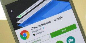 Google Chrome kullananlar dikkat!