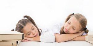 Çocuklarda uyku apnesi tedavi edilmeli!